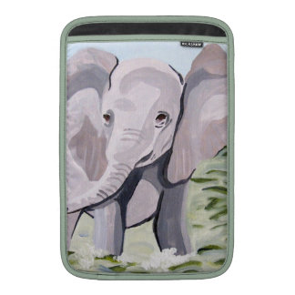 Having a Paddle (Kimberly Turnbull Art) MacBook Sleeve