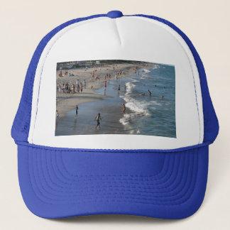 Having Fun at Lake Worth Beach Hat