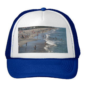 Having Fun at Lake Worth Beach Hat