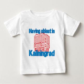 Having Oblast in Kaliningrad Baby T-Shirt