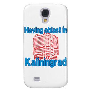 Having Oblast in Kaliningrad Samsung Galaxy S4 Case