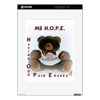 Having Our Pain Erased Decal For The iPad