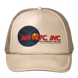 HAVOC, INC. Official Logo Cap Trucker Hat