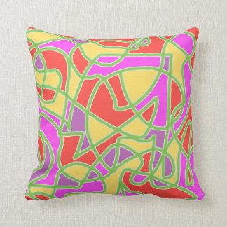 Havoc Throw Pillow