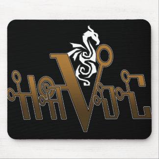 HaVoC wht Dragon Mousepad