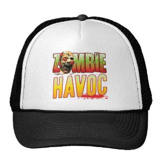 Havoc Zombie Head Hats