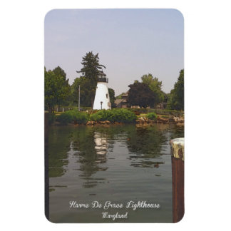 Havre De Grace Lighthouse Magnet