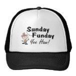 Haw de domingo Funday Yee Gorros