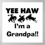 Haw de Yee soy camisetas y regalos de un abuelo Impresiones
