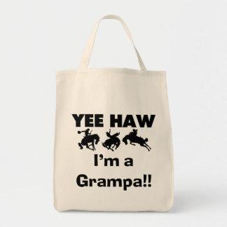 Haw de Yee soy camisetas y regalos de un Grampa Bolsas De Mano