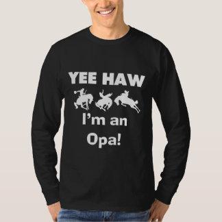Haw de Yee soy camisetas y regalos de un Opa Playeras