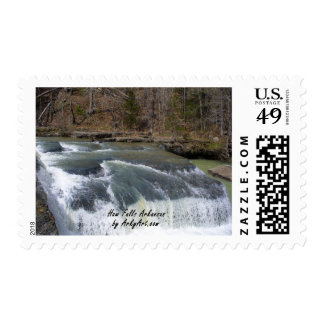 Haw Falls 2 Postage Stamp