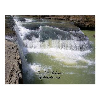 Haw Falls 3 Postcard