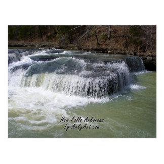 Haw Falls 4 Postcard