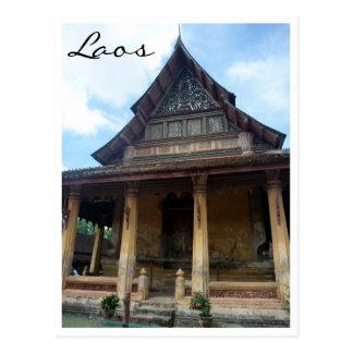 haw phra kaew postcard