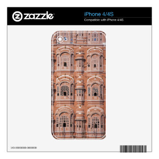 Hawa Mahal (Palace of Winds), Jaipur Skins For iPhone 4S