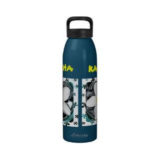 Hawaiana a toda la botella de la libertad botallas de agua