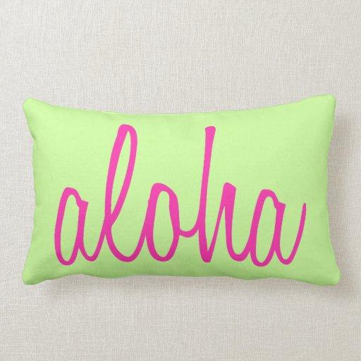 ¡Hawaiana! Almohada