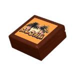 Hawaiana Cajas De Recuerdo