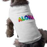 Hawaiana Camisa De Perrito
