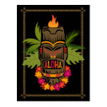 Hawaiana de Tiki Postal