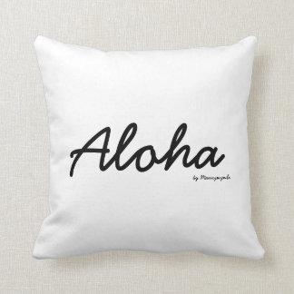 Hawaiana del sello de Honu Cojín