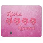 Hawaiana rosada Hawaii Cuadernos
