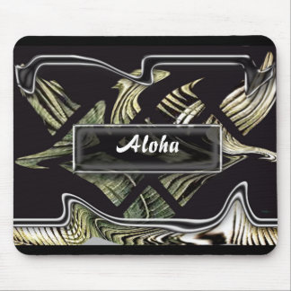 Hawaiana Alfombrillas De Ratón