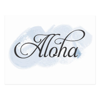 Hawaiano - hawaiana postales