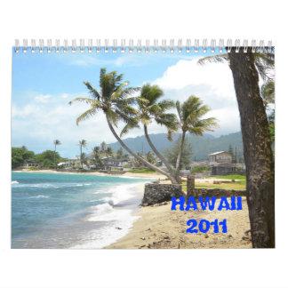 HAWAII2011 CALENDARIOS DE PARED
