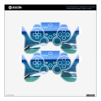 Hawaii2 Decal For PS3 Controller