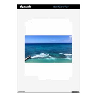 Hawaii2 Skin For The iPad 2