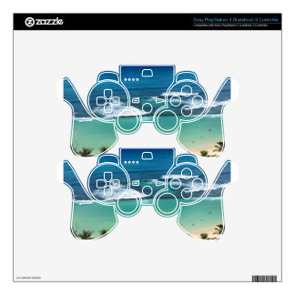 Hawaii3 Decal For PS3 Controller