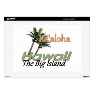 """HAWAII 15"""" LAPTOP DECAL"""
