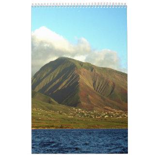 Hawaii 2008 #2 - Customized Calendar