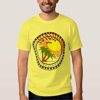 Hawaii 2008 camisas