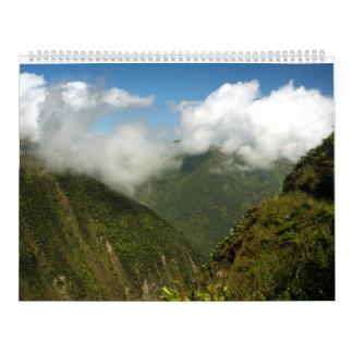 Hawaii 2008 modificada para requisitos calendarios de pared