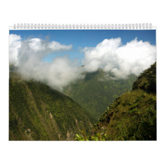 Hawaii 2008 - Modificado para requisitos Calendarios