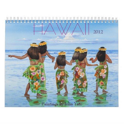 HAWAII 2011 CALENDARIOS