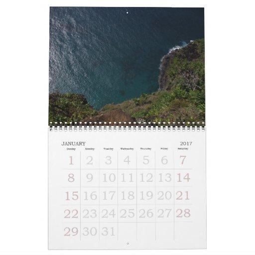 Hawaii 2012 Calender Calendar
