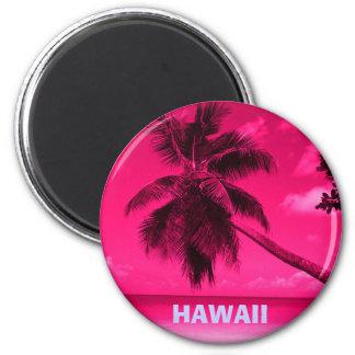 HAWAII 2 INCH ROUND MAGNET