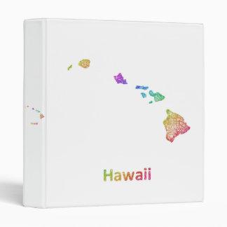 Hawaii 3 Ring Binder
