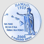 Hawaii 50 años de pegatina