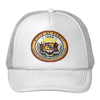 Hawaii 50th Hat Trucker Hat