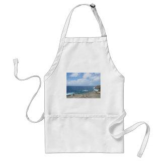 Hawaii 5 adult apron