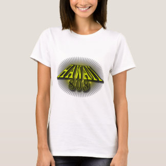 Hawaii 808 Yellow T-Shirt