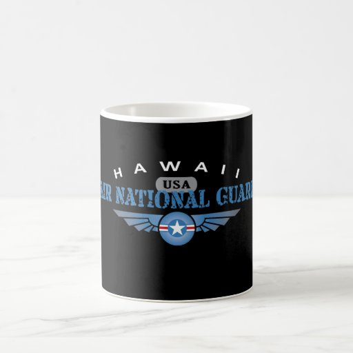 Hawaii Air National Guard Mug