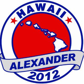 Hawaii Alexander Photo Cutouts