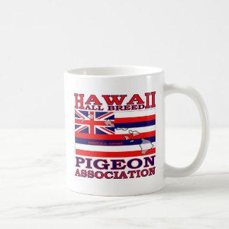 Hawaii All Breed Pigeon Assoc. club cup