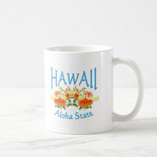Hawaii Aloha State Mug